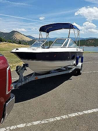 Bayliner 195 Discovery, 18', for sale - $13,250