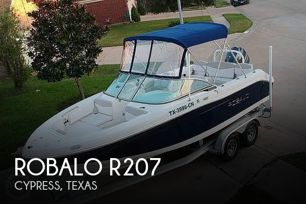 Used Robalo Boats For Sale by owner   2014 Robalo R207