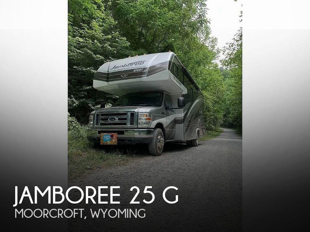 2011 Fleetwood Jamboree 25 G