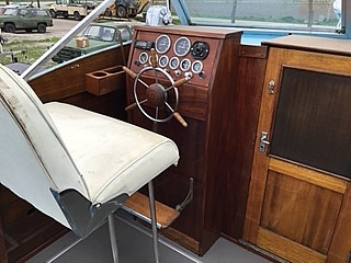 1963 Chris Craft boat for sale, model of the boat is Roamer & Image # 9 of 28
