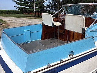 1963 Chris Craft boat for sale, model of the boat is Roamer & Image # 12 of 28