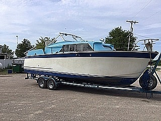 1963 Chris Craft boat for sale, model of the boat is Roamer & Image # 3 of 28