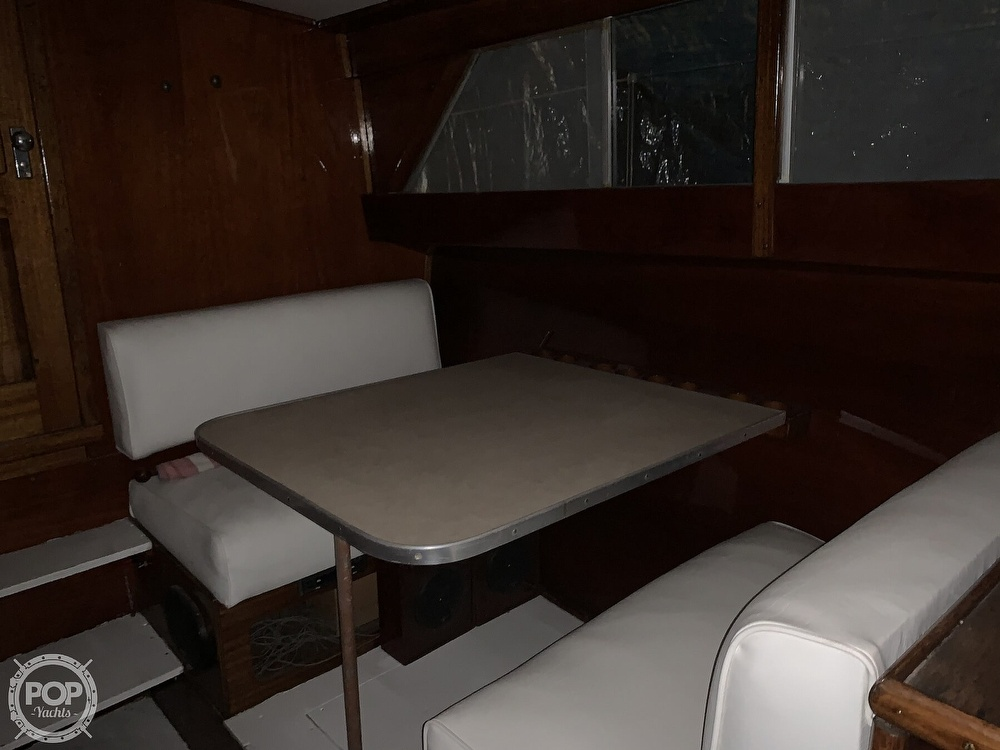 1963 Chris Craft boat for sale, model of the boat is Roamer & Image # 22 of 28