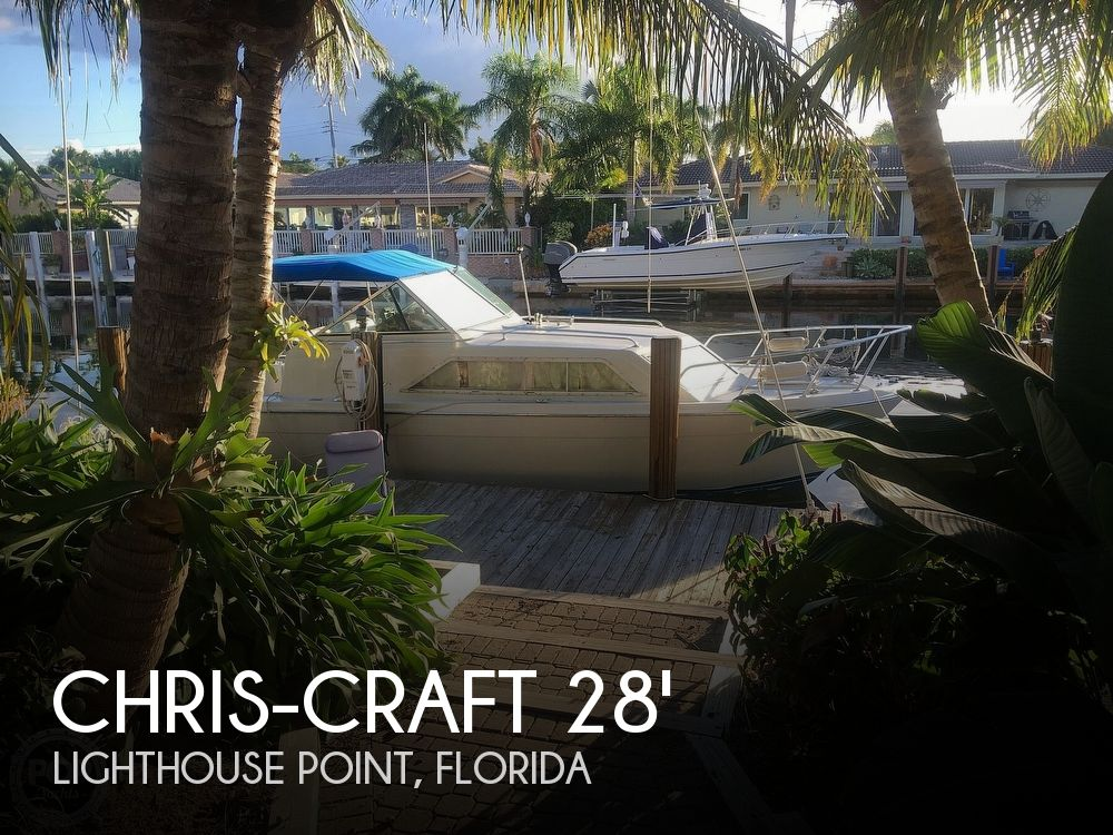 Used Motoryachts For Sale by owner | 1979 Chris-Craft Catalina 30
