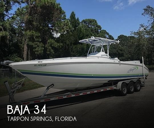 Used Baja Boats For Sale by owner | 2000 Baja 34