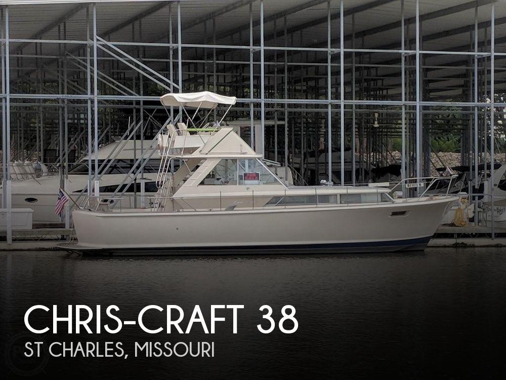 1969 CHRIS CRAFT 38 COMMANDER EXPRESS for sale