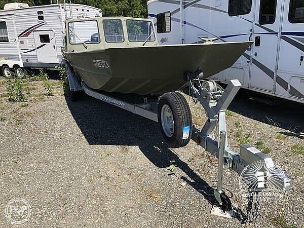 2011 Sea Ark 2472MV For Sale