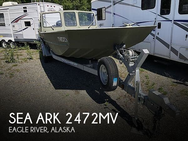 Used Boats For Sale in Anchorage, Alaska by owner | 2011 Sea Ark 2472
