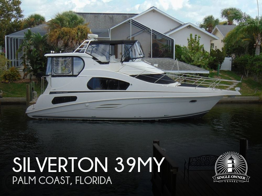 Used Boats For Sale in Deltona, Florida by owner | 2004 Silverton 39MY