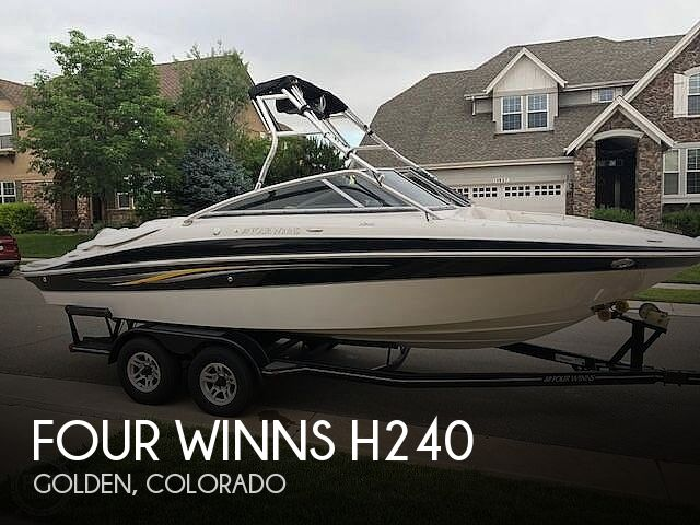 Used Boats For Sale in Colorado by owner | 2009 Four Winns H240