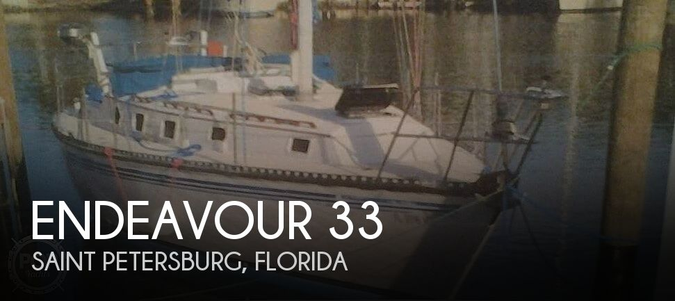 Used Endeavour Boats For Sale by owner | 1986 Endeavour 33