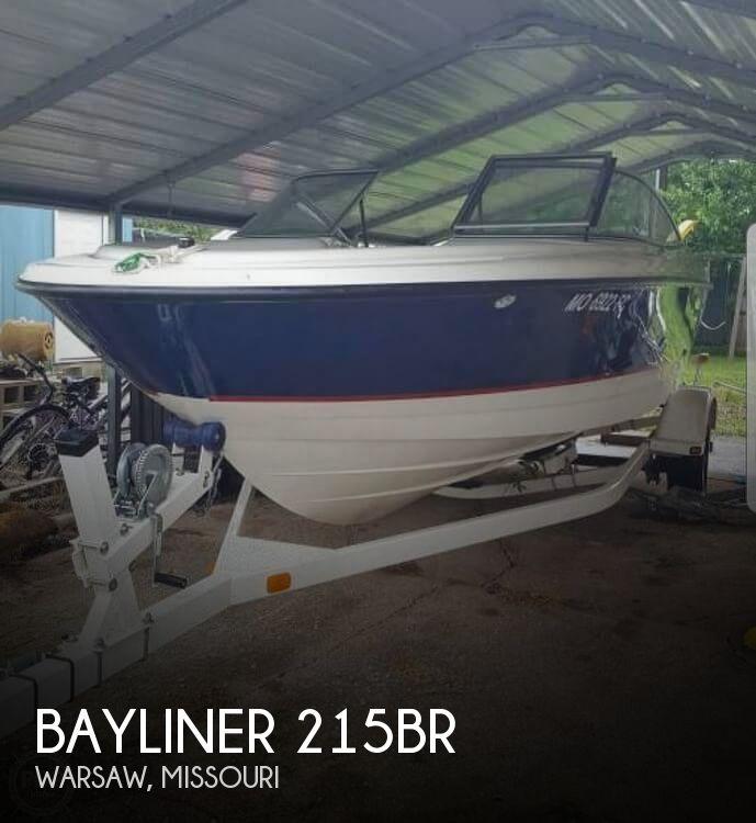 Used Bayliner 21 Boats For Sale by owner   2004 Bayliner 215
