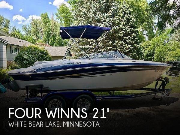 Used Four Winns 20 Boats For Sale by owner | 2006 Four Winns 20