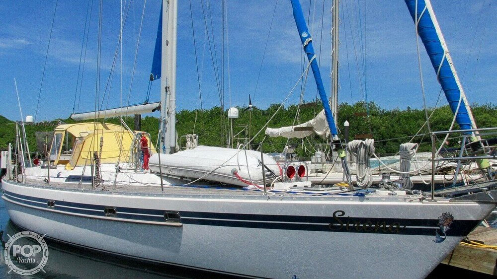 1991 Tayana boat for sale, model of the boat is 55 & Image # 11 of 40