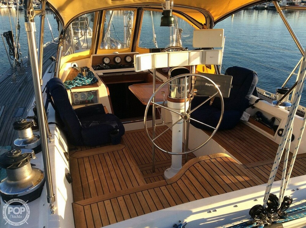 1991 Tayana boat for sale, model of the boat is 55 & Image # 31 of 40