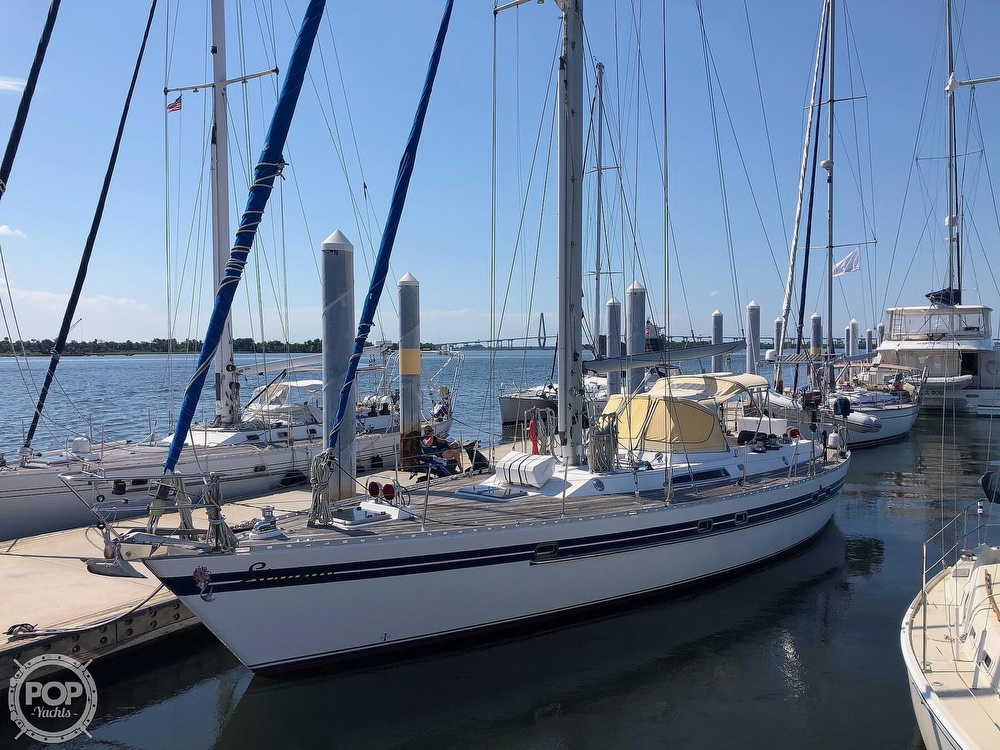 1991 Tayana boat for sale, model of the boat is 55 & Image # 13 of 40