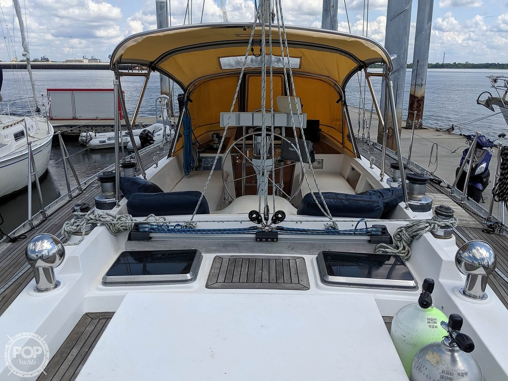 1991 Tayana boat for sale, model of the boat is 55 & Image # 16 of 40