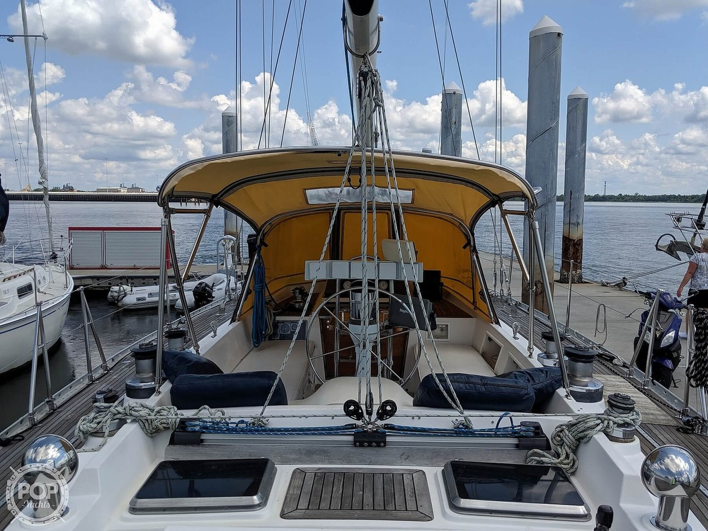 1991 Tayana boat for sale, model of the boat is 55 & Image # 17 of 40