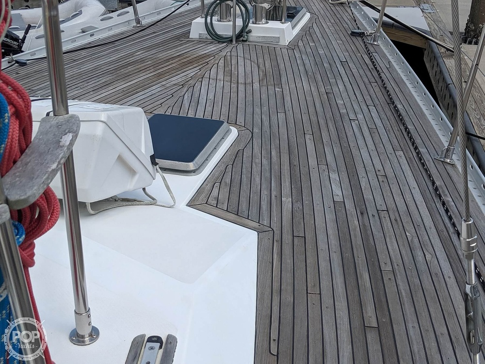 1991 Tayana boat for sale, model of the boat is 55 & Image # 20 of 40