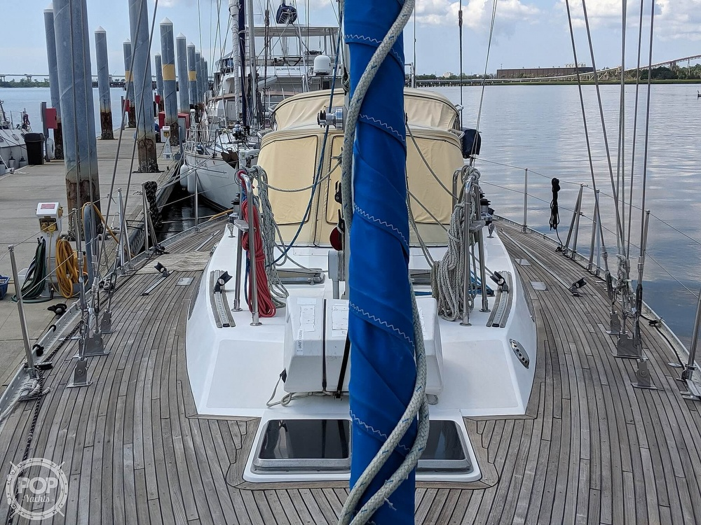 1991 Tayana boat for sale, model of the boat is 55 & Image # 25 of 40