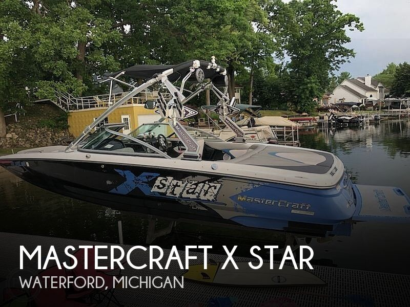 Used Boats For Sale in Jackson, Mississippi by owner | 2008 22 foot Mastercraft X Star