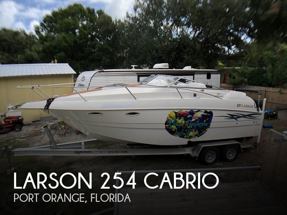 2000 Larson 254 Cabrio