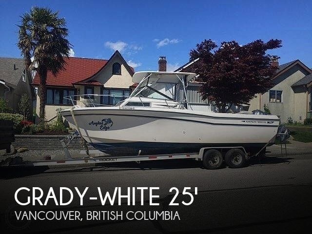 Used Grady-White 25 Boats For Sale by owner | 1984 Grady-White 257 Trophy