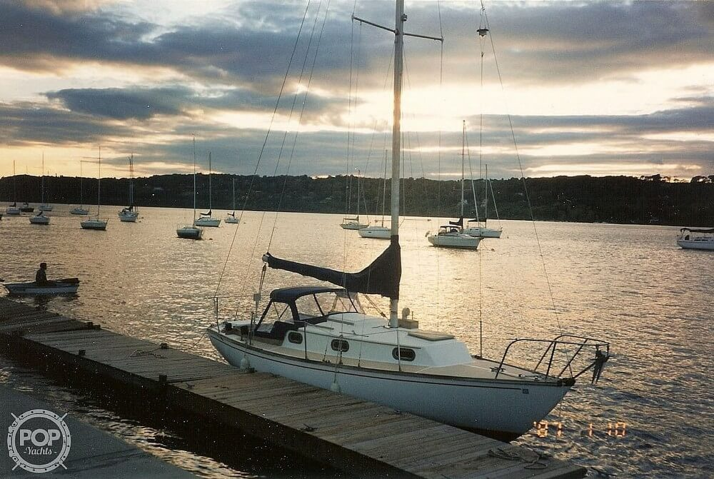 1980 Cape Dory 27 - #$LI_INDEX