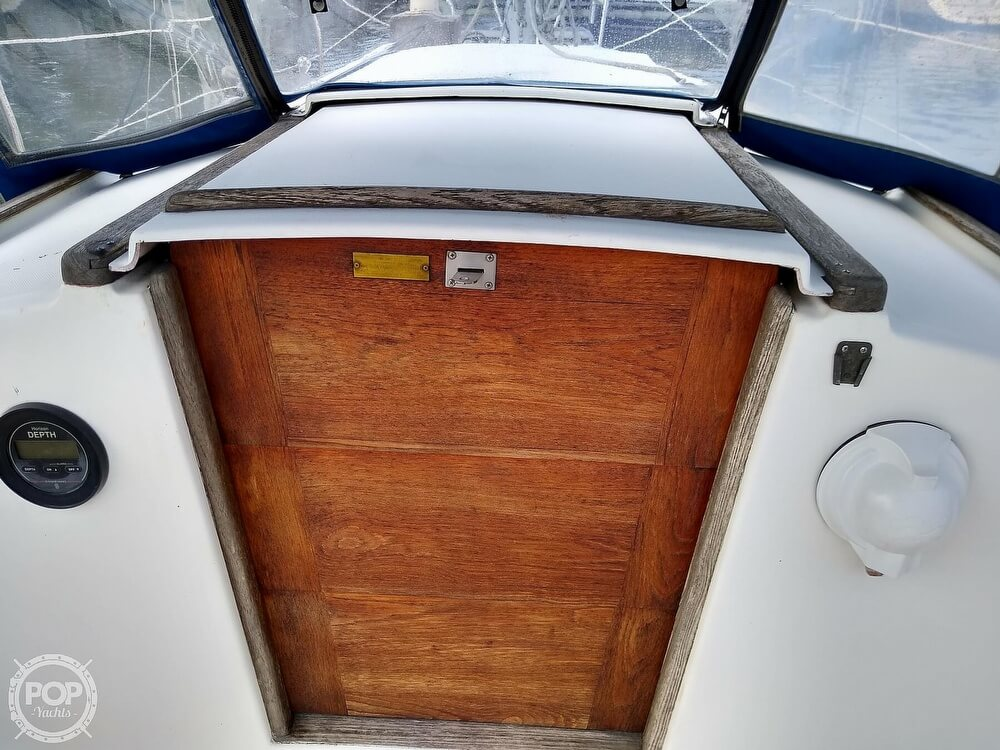 1980 Cape Dory boat for sale, model of the boat is 27 & Image # 17 of 40