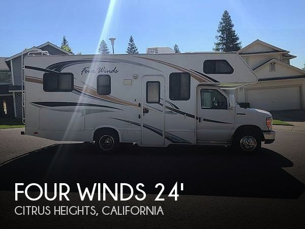 2011 Thor Motor Coach Four Winds Chateau 23A