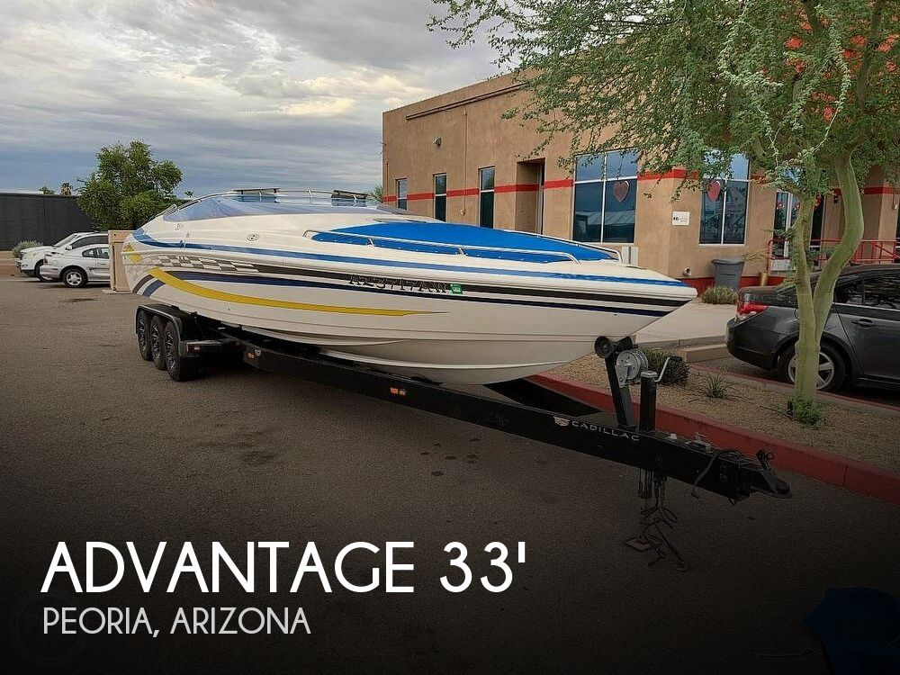 Used Advantage Boats For Sale by owner | 2001 Advantage 33