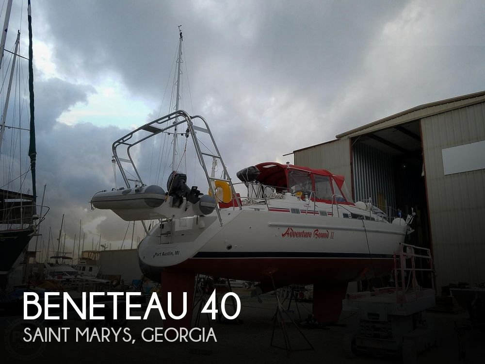 Used Beneteau Sailboats For Sale in Georgia by owner | 1997 Beneteau 40 CC Oceanis