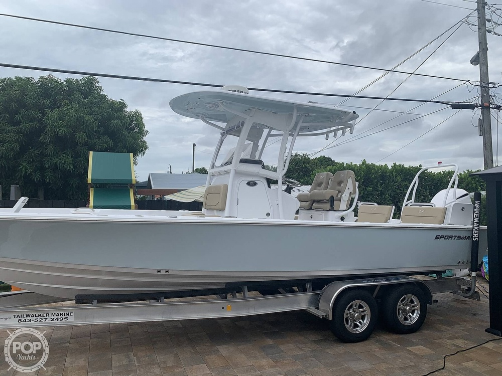 2017 Sportsman Boats boat for sale, model of the boat is 267 Bay Masters & Image # 2 of 40