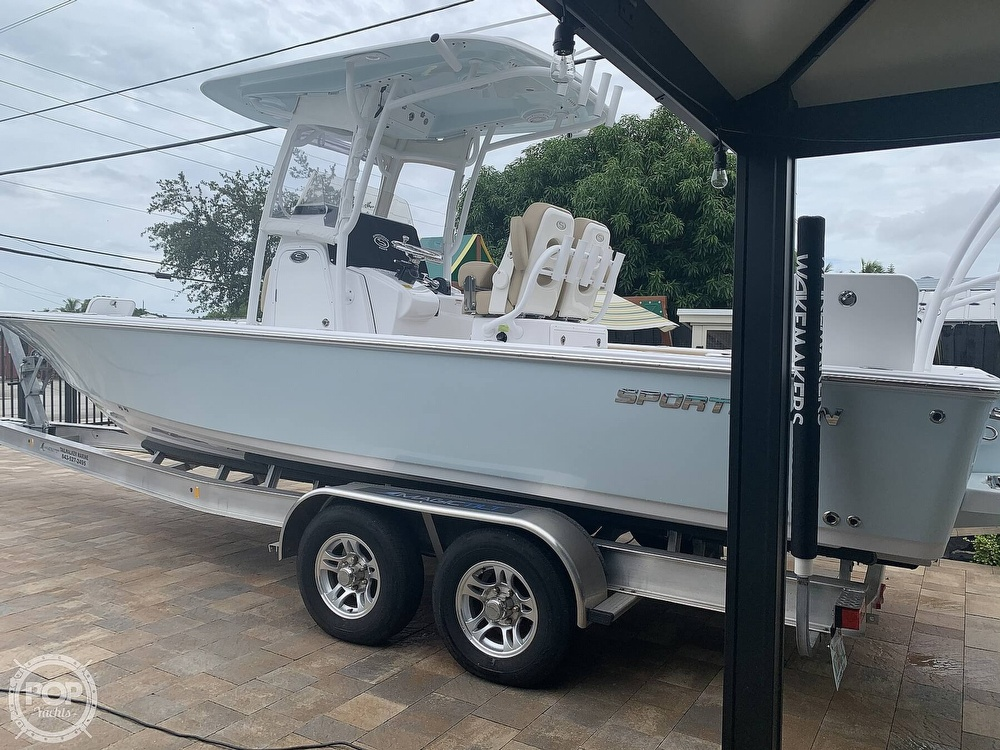 2017 Sportsman Boats boat for sale, model of the boat is 267 Bay Masters & Image # 3 of 40