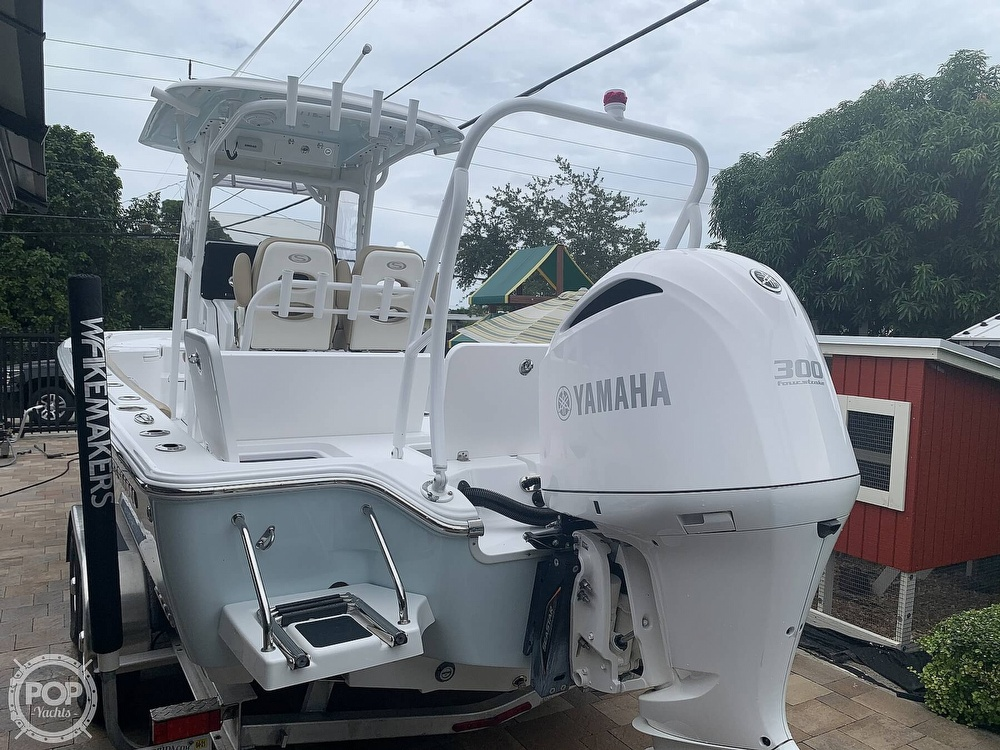 2017 Sportsman Boats boat for sale, model of the boat is 267 Bay Masters & Image # 4 of 40