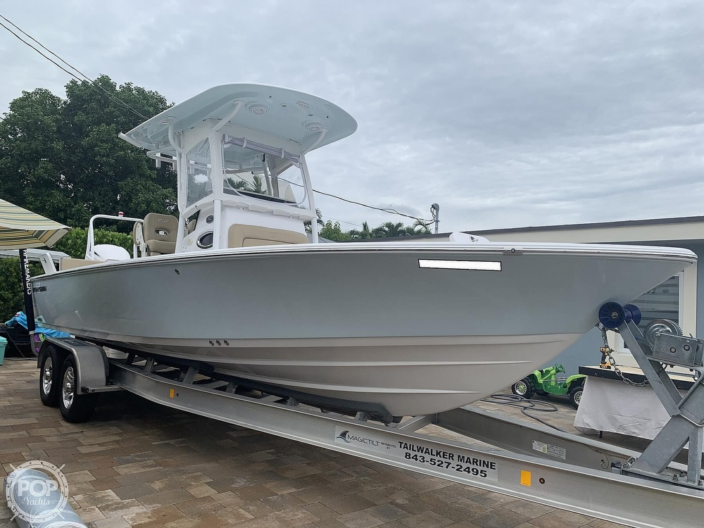 2017 Sportsman Boats boat for sale, model of the boat is 267 Bay Masters & Image # 6 of 40