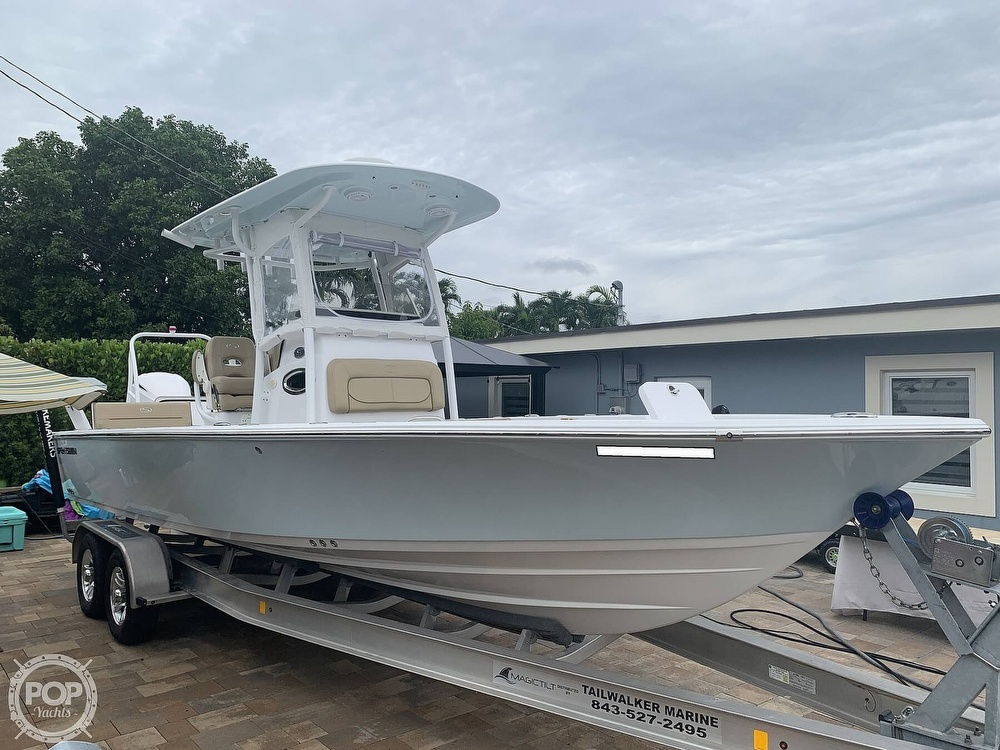 2017 Sportsman Boats boat for sale, model of the boat is 267 Bay Masters & Image # 7 of 40