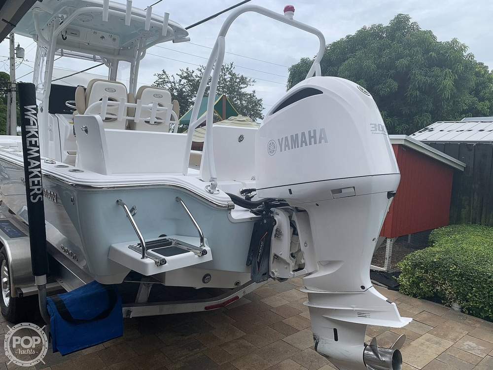 2017 Sportsman Boats boat for sale, model of the boat is 267 Bay Masters & Image # 12 of 40