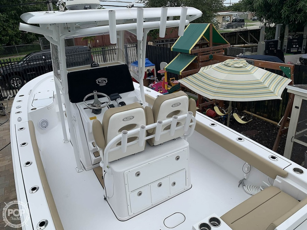 2017 Sportsman Boats boat for sale, model of the boat is 267 Bay Masters & Image # 30 of 40