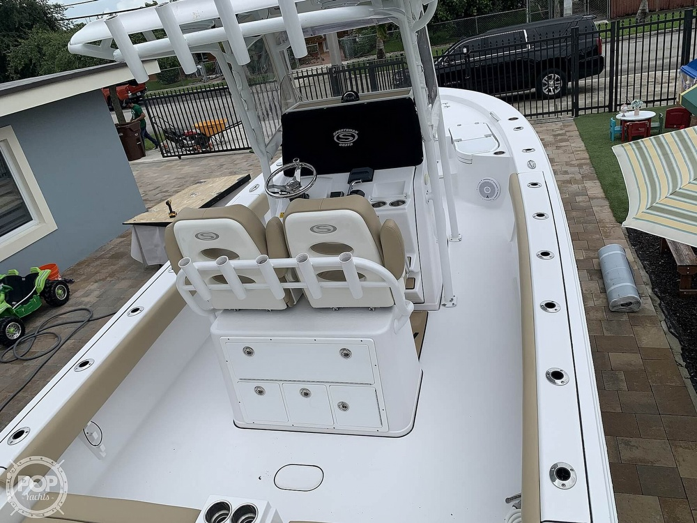 2017 Sportsman Boats boat for sale, model of the boat is 267 Bay Masters & Image # 31 of 40
