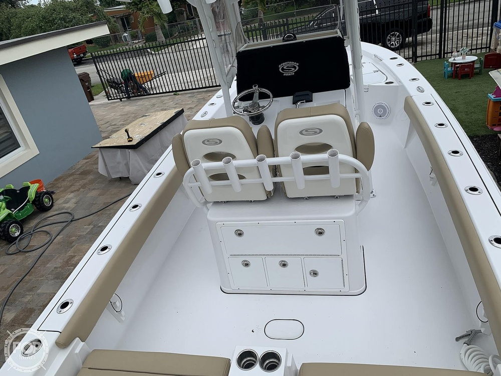 2017 Sportsman Boats boat for sale, model of the boat is 267 Bay Masters & Image # 34 of 40