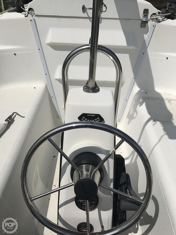 1999 Macgregor boat for sale, model of the boat is 26X & Image # 3 of 41