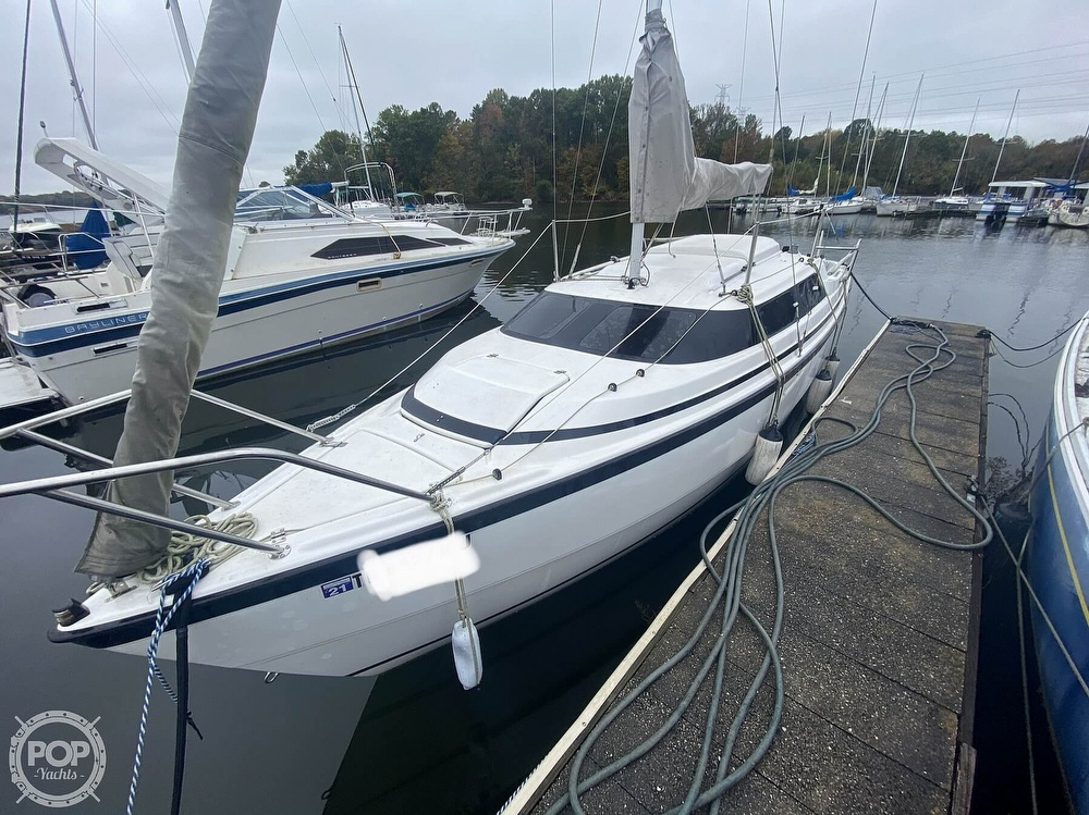 1999 Macgregor boat for sale, model of the boat is 26X & Image # 12 of 41