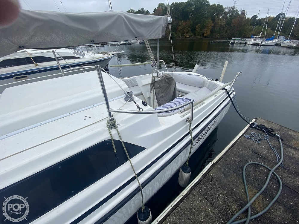 1999 Macgregor boat for sale, model of the boat is 26X & Image # 15 of 41