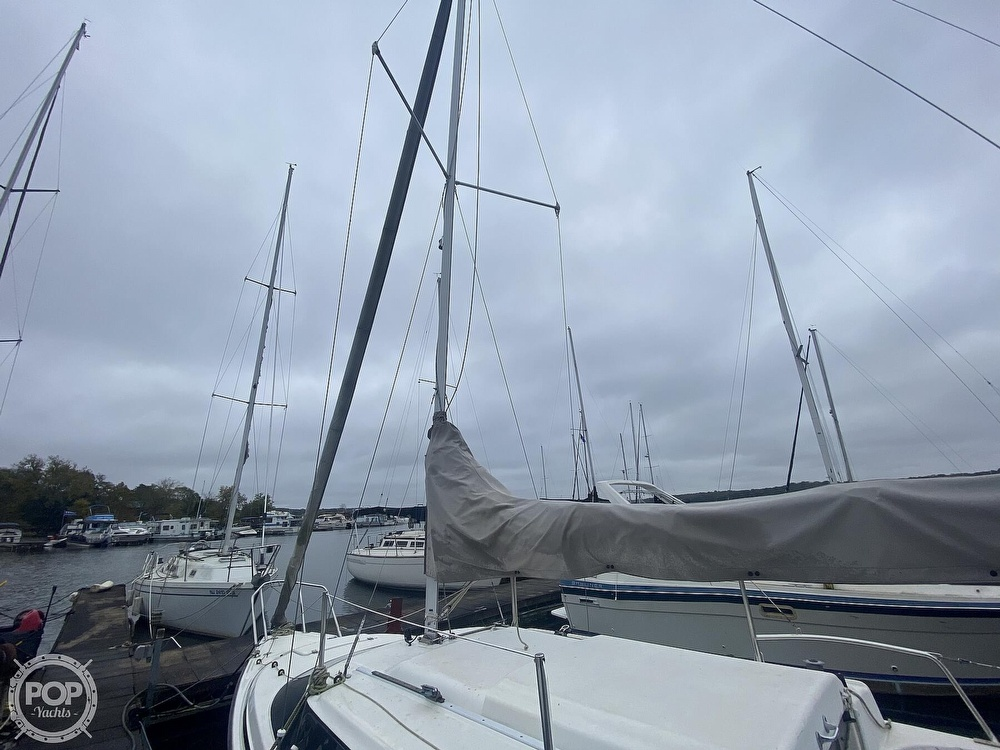 1999 Macgregor boat for sale, model of the boat is 26X & Image # 16 of 41