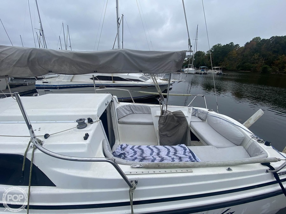 1999 Macgregor boat for sale, model of the boat is 26X & Image # 18 of 41