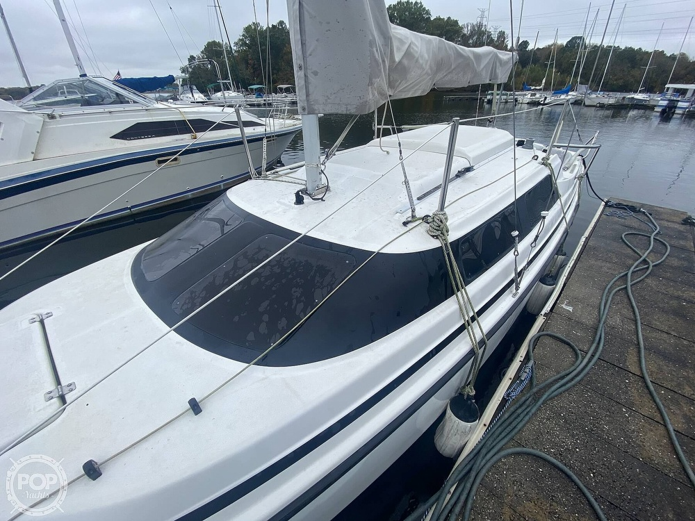 1999 Macgregor boat for sale, model of the boat is 26X & Image # 20 of 41