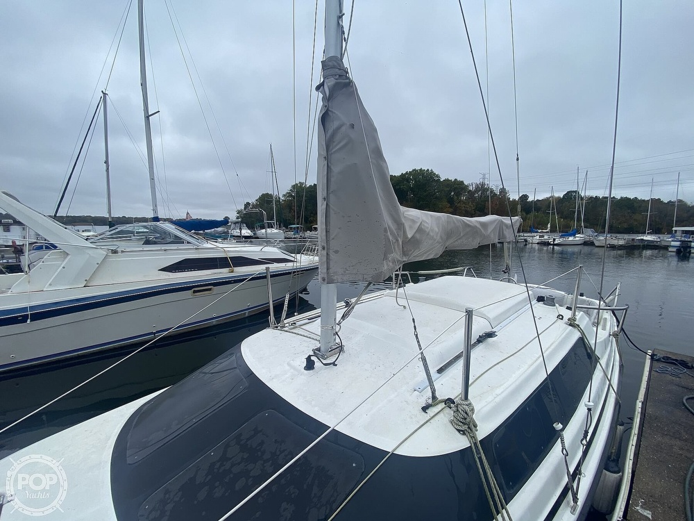 1999 Macgregor boat for sale, model of the boat is 26X & Image # 21 of 41