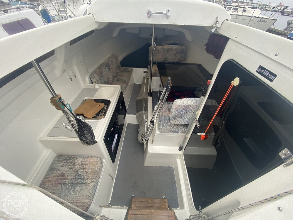 1999 Macgregor boat for sale, model of the boat is 26X & Image # 25 of 41