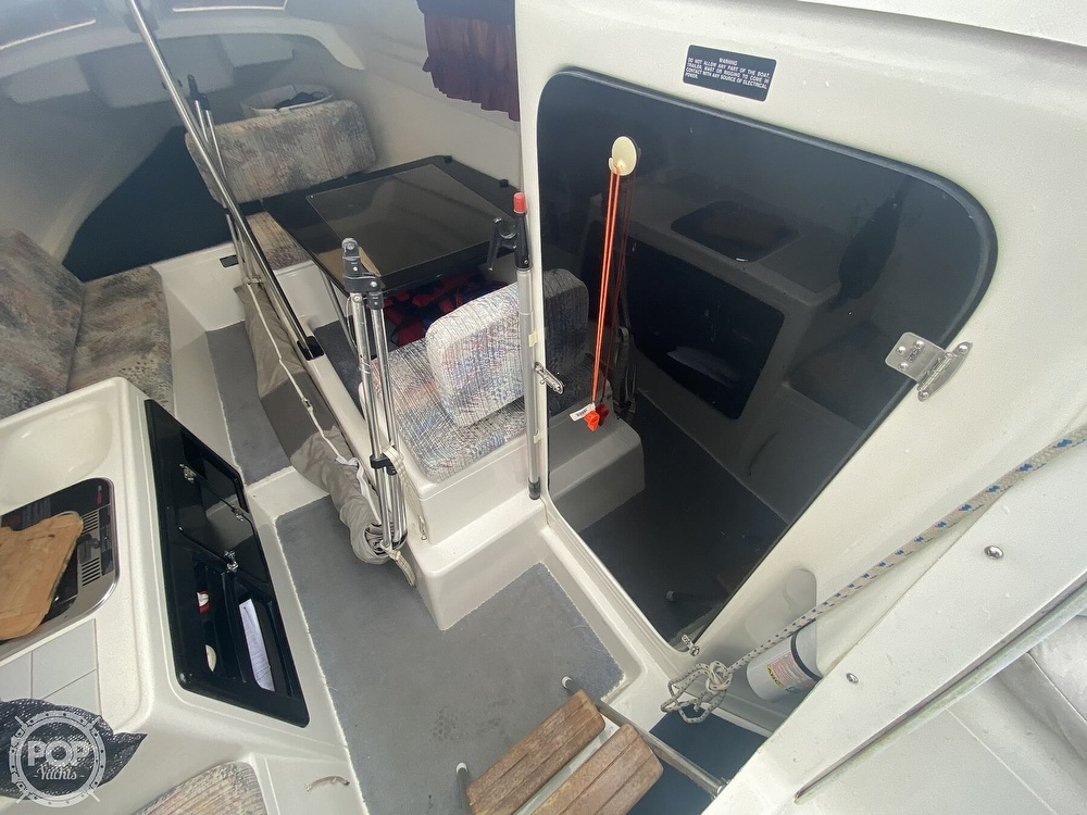 1999 Macgregor boat for sale, model of the boat is 26X & Image # 27 of 41